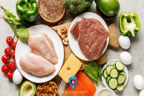 خطوات تنفيذ الحمية الغذائية (الكيتو) جدول