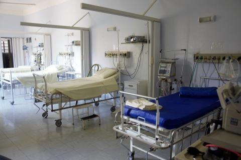 مستشفى تبارك حلوان -أسرة المرضى