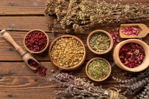 مشاريع مربحة في مصر -أعشاب للبيع في عطارة