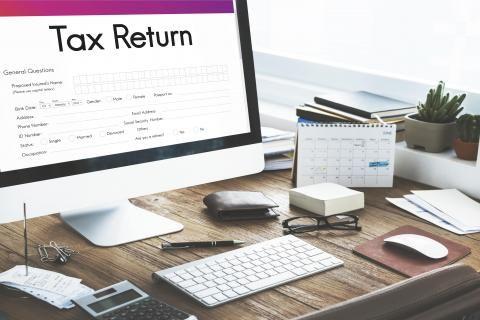 كيفية تقديم الاقرار الضريبي بالتفصيل