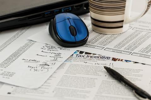 تقديم الاقرار الضريبي إلكترونيا -خطوات تقديم الاقرار الضريبي