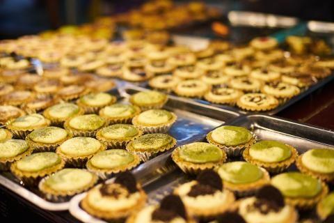 حلواني العبد العجوزة -بعض أنواع الحلويات
