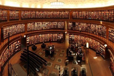 قاعة المحاضرات في جامعة الجلالة